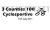 3 Counties 100