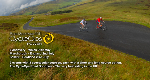 CycleOps Sportives 2011