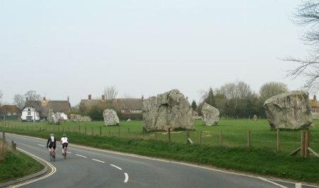 Great Western Sportive Avebury Stones