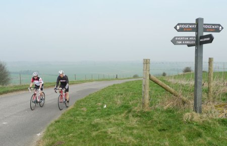Great Western Sportive Hackpen Hill
