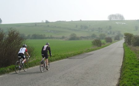 Great Western Sportive White Horse