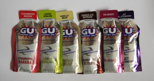 GU Energy Gels