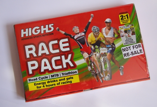 High 5 Race Pack