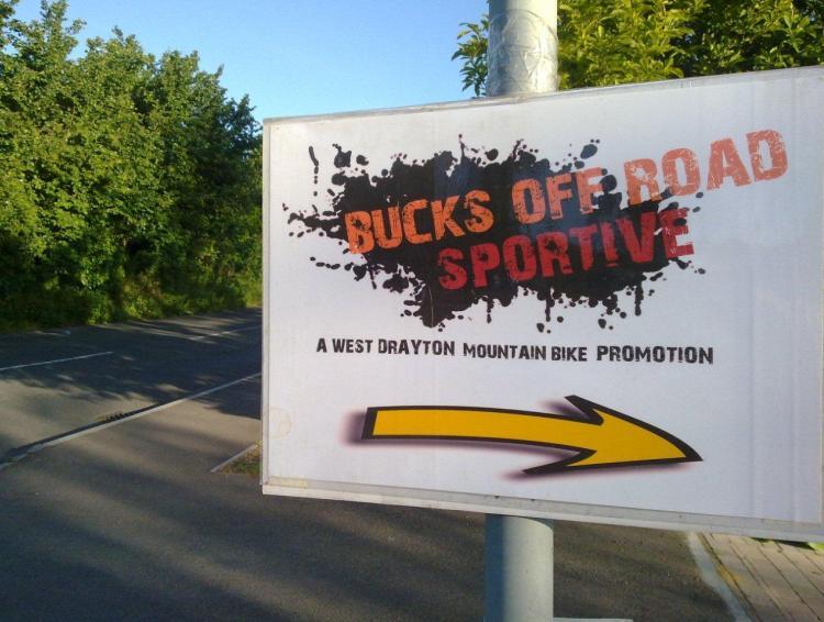 Bucks Off Road Sportive