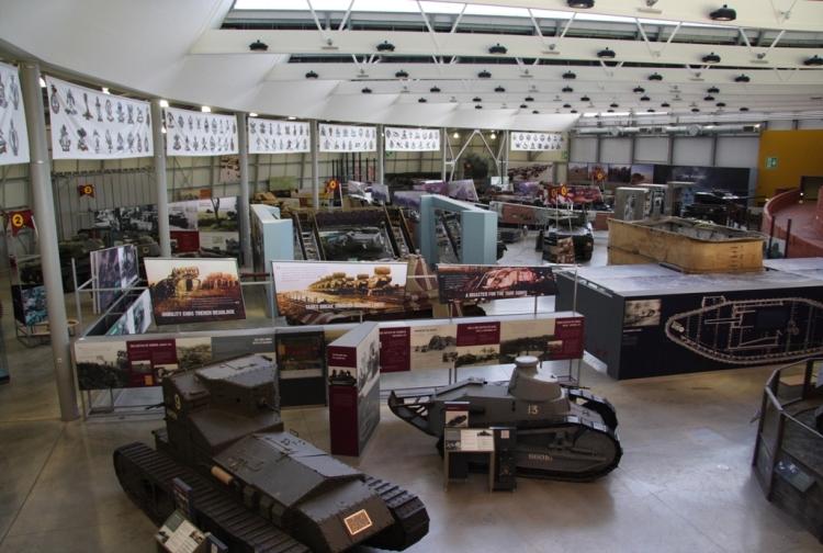 Jurassic Beast Tank Museum