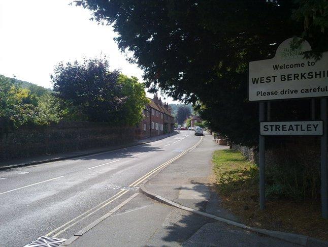 Streatley Hill Start