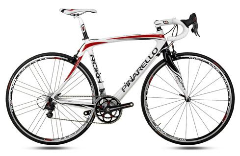 Pinarello Rokh 561 White