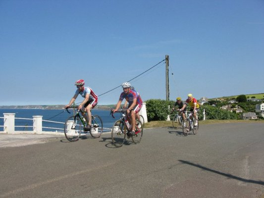The Hammer Sportive Riders