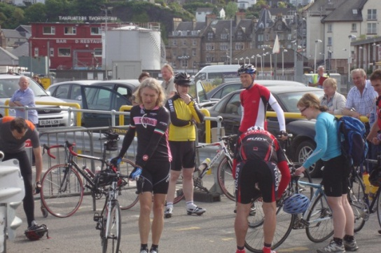 oban cycle sportive profile