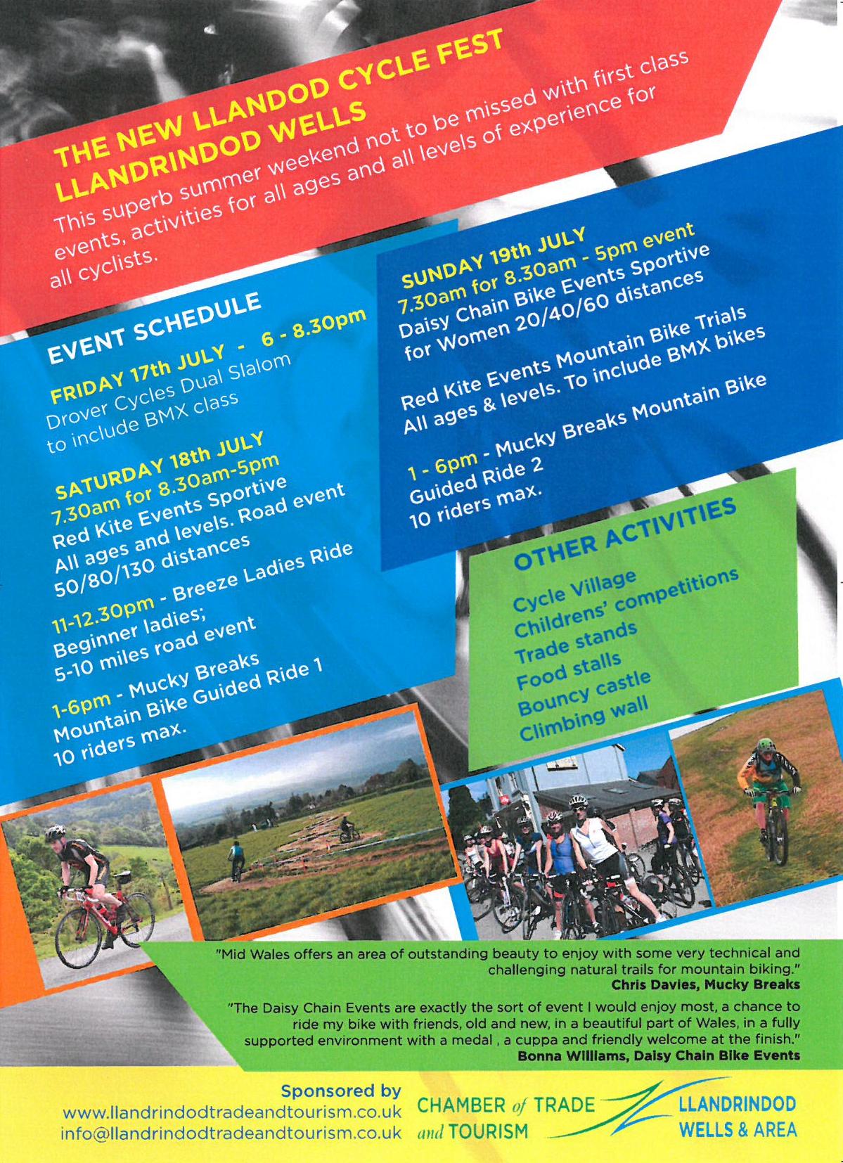 Llandod Cycle Fest