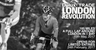 London Revolution Ultra Entries Open Friday