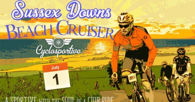 Sussex Downs Beach Cruiser Sportive Arrives Saturday