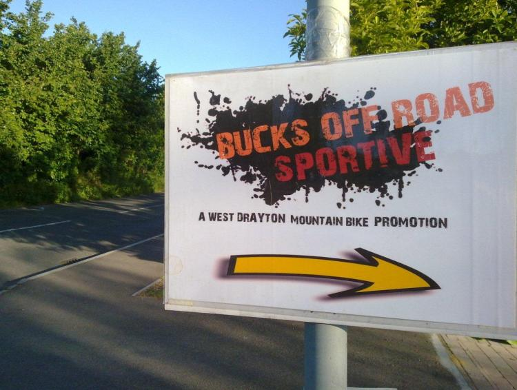 Bucks Off Road Sportive