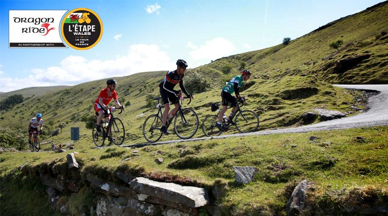 2018 Dragon Ride L'Etape Wales Entries Open