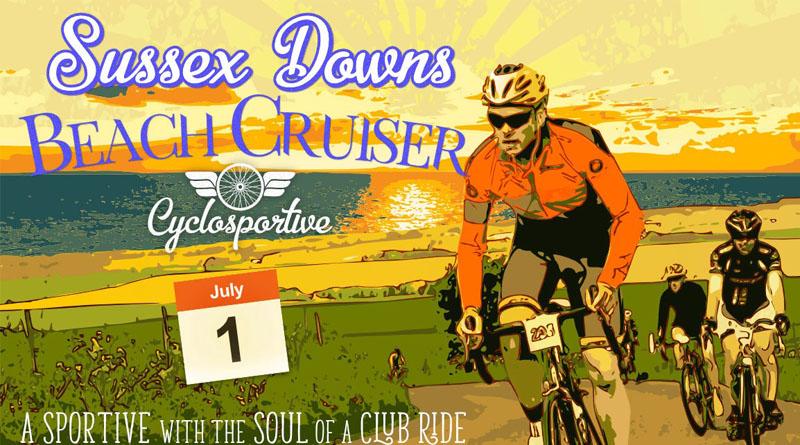Sussex Downs Beach Cruiser Sportive Arrives Saturday